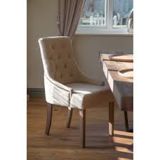 brown dining chairs. Richmond Studded Fabric Dining Chair Brown Chairs