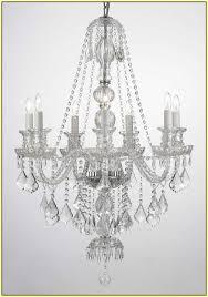 mini crystal chandelier under 100
