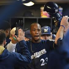 Keon Broxton Knows Hes Been Passed Over On The Brewers