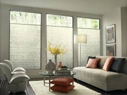 modern window covering ideas sliding door blinds window coverings