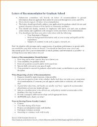 sample re mendation letter for graduate school sample request re mendation letter graduate school cover