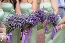 Purple and green wedding colors Yellow Lavender Mint Wedding Color Combination Wedding Ideas Wedding Color Combinations You Need To Try In Spring 2015
