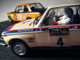 slot car news spirit bmw rac rally review on the east new york raceway a wood track 61 lap length the bmw achieved only a 6 3 time a time which given the large powerful engine