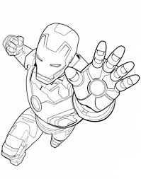 Top 20 iron man coloring pages: 25 Free Iron Man Coloring Pages Printable