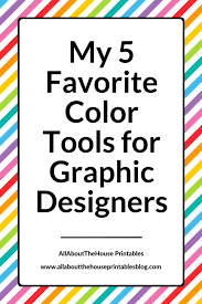 The library allows designers to accurately select artwork colors, reducing the chances of printer output discrepancies. My 5 Favourite Color Tools For Graphic Design All About Planners