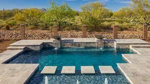 custom tucson inground pools pools by