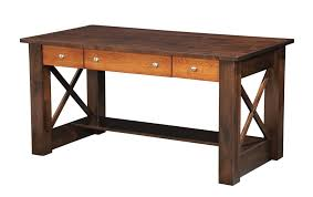 stylish wood computer desk charming home furniture ideas with all wood computer desk