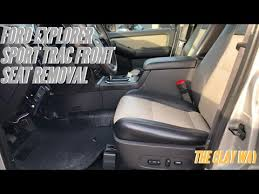 ford explorer sport trac driver seat