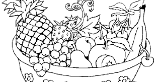 Small Picture Free download fruits basket coloring page for kids Didi coloring
