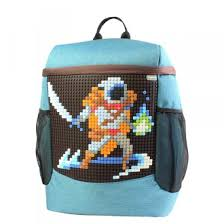 <b>Пиксельный школьный рюкзак Upixel</b> Gladiator Синий
