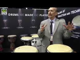 The 2017 Remo Symmetry Conga Drumheads Line Expanded