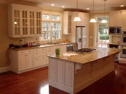Simple Painting Oak Kitchen Cabinets White Incredible Repainting Painted Throughout Inspiration