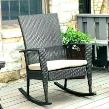 wicker rocking chair. Shocking White Wicker Rocking Chair Patio Chairs Outdoor In Ideas 11