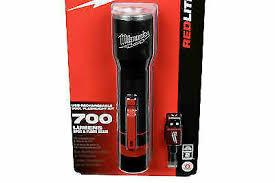 Milwaukee 2110-21 700 Lumen <b>USB</b> Rechargeable Flashlight for ...