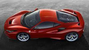 Check Out The Ferrari F8 Tributo In Its Natural Habitat