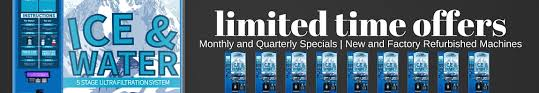 Everest Ice Vending Machine Extraordinary Limited Time Offers Everest Ice And Water Vending Systems