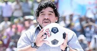 Maradona means magician