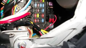 under dash led install how to wire up to the fuse interior 100 0847 jpg