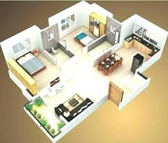 3 Bedroom Open Floor House Plans Ideas Cool Decoration