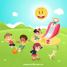 playing cartoon playground vectors photos and psd files free download