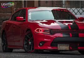 2015-2018 Dodge Charger RGBW DRL Boards   Lighting Trendz