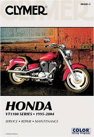 repair manual honda shadow vt1100 sabre aero american classic tourer clymer repair manual honda shadow vt1100 sabre aero american classic tourer