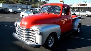 53 Chevy 3100 C10 Split Window Stepside 1500 V8 Conversion Pickup ...