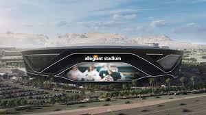 Allegiant Stadium Official Home Of Allegiant Stadium