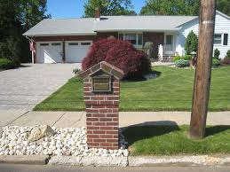 mailbox designs. Image Of: Brick Mailbox Builders Designs