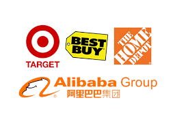 Small Picture Target TGT Best Buy BBY Home Depot HD Aims At Alibaba