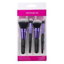 brush works mini makeup brush set