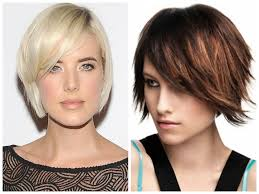 Hair Style For Narrow Face the best bob for your face shape hair world magazine 2770 by wearticles.com