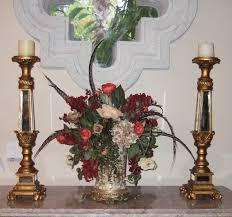 Silk Arrangements For Home Decor Ana Silk Flowers June 2012