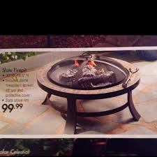 slate firepit from bed bath and beyond