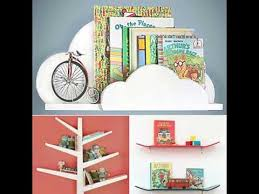 creative bookshelves for kids