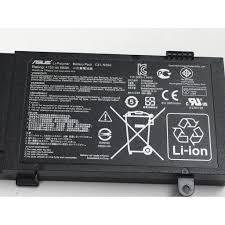 Pin laptop Asus N550J, N550JA( mã pin C41-N550 )Zin