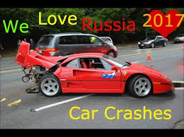 We Love Russia Russian Car Fails Cars Crashes Fail