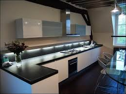 Artisan Stone Collection modern kitchen in Absolute Black Granite