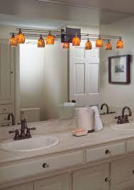 vanity bathroom lighting. Bath Vanity Lights Bathroom Sconce Light Fixtures Brushed Nickel Contemporary Hanging Cabinets With Lighting .