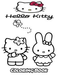 Did you know that hello kitty was born in 1974? Hello Kitty Coloring Book Coloring Book For Kids And Adults Activity Book With Fun Easy And Relaxing Coloring Pages By Alexa Ivazewa Paperback Barnes Noble