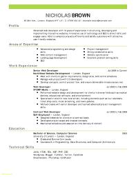Sample Resume Software Engineer Free Download Fresh Senior Software