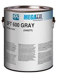 Ppg Megaseal Color Chart Megaseal