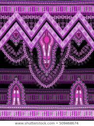 Dashiki Pattern