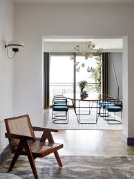 if mid century modern design could be fully represented in an apartment then grace would have been the chosen one designed by emil humbert and christophe