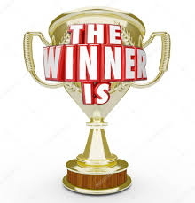 The Winner Is Gold Trophy Stock Photo by ©iqoncept 74959361