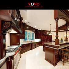 Wood Kitchen Furniture Teak Wood Kitchen Cabinet Teak Wood Kitchen Cabinet Suppliers And