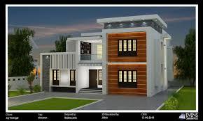 Construction Of Home Design Contemperory Model Elegant Elevation Kerala House Design