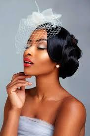 43 Noir Mariage Coiffures Pour Noir Femmes Lisse Bas Avec
