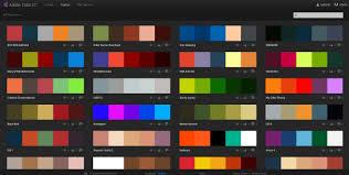 Adobe Color CC 2