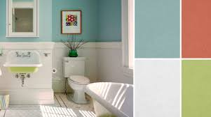 bathroom wall paint20 Cool Imageries Of Painting Ideas For Bathroom Walls  Boren